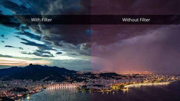 filtri irix per fotografia