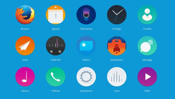 Firefox OS punterà al mercato IoT