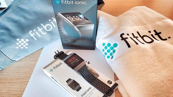 Fitbit Ionic arriva in Italia