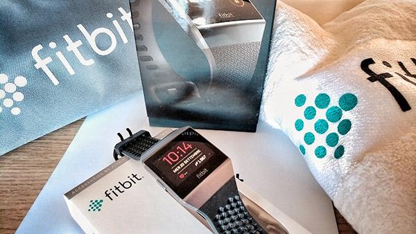 Fitbit Ionic dal vivo in Italia