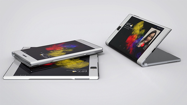 Lenovo, tablet flessibile