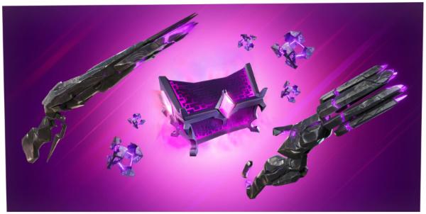 fortnite chapter 2 season 8 weapons