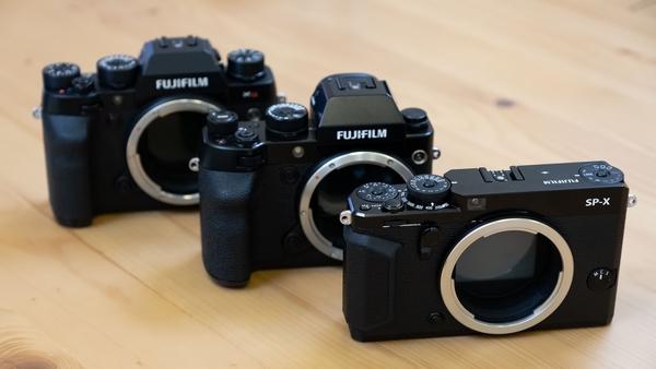 Fujifilm GFX design