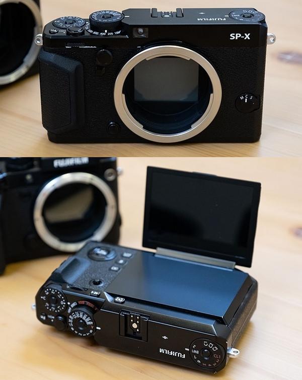 Fujifilm medio formato