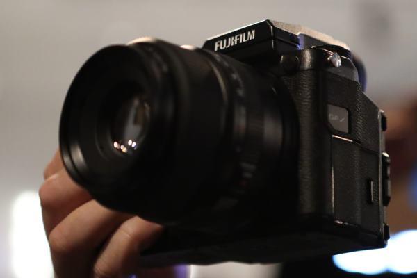 Fujifilm GFX-50s la prima medio formato digitale per Fujifilm