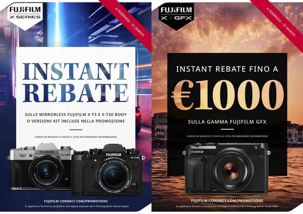 fujifilm promozione 2020