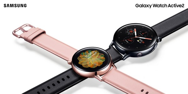 Samsung Galaxy Watch Active2: now it's official!