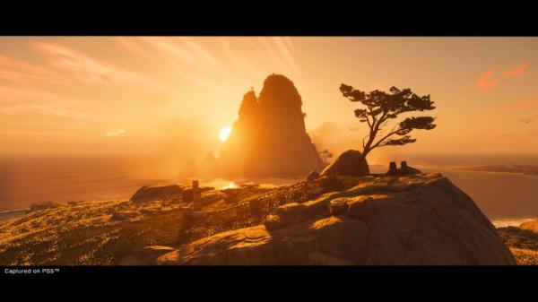 ghost of tsushima dlc director's cut iki island