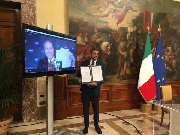 nasa governo italiano