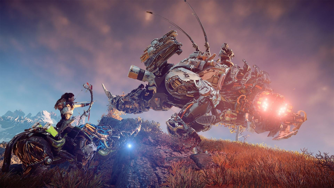 horizon zero dawn ps4 ps5