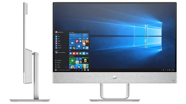 I nuovi HP Pavilion All-in-One da 24 e 27 pollici