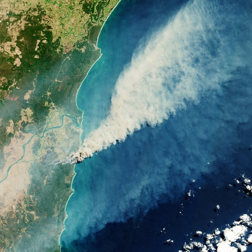 esa satelliti incendi