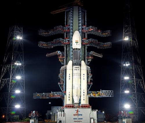 India missione luna 2019