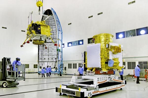 india luna missione