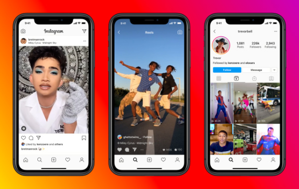 Instagram annuncia Reels, video di 15 secondi per sfidare TikTok