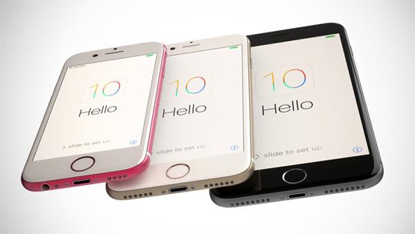iPhone 5se, concept