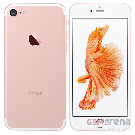iPhone 7, render non ufficiali
