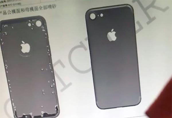 iPhone 7, rumor