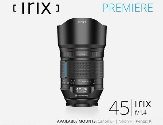 irix lens