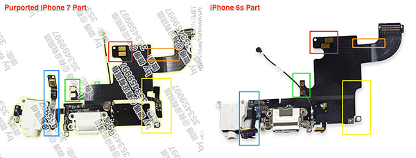iPhone 7, jack da 3,5mm