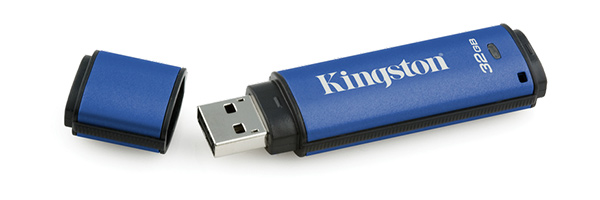 Kingston chiavetta USB con crittografia