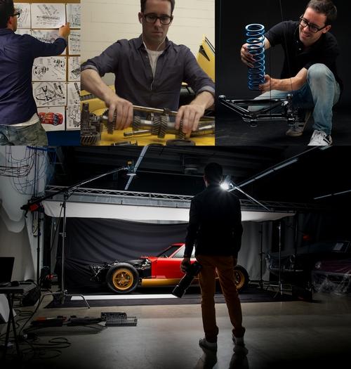 Lamborghini Miura fotografia