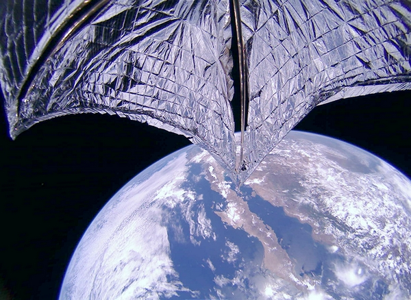 LightSail 2 test 2019
