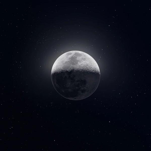 Luna fotografia