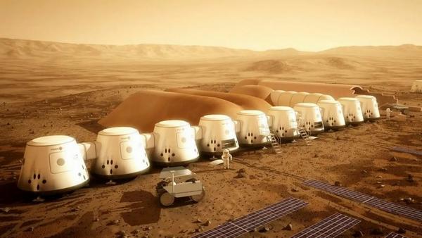 Mars One fallimento