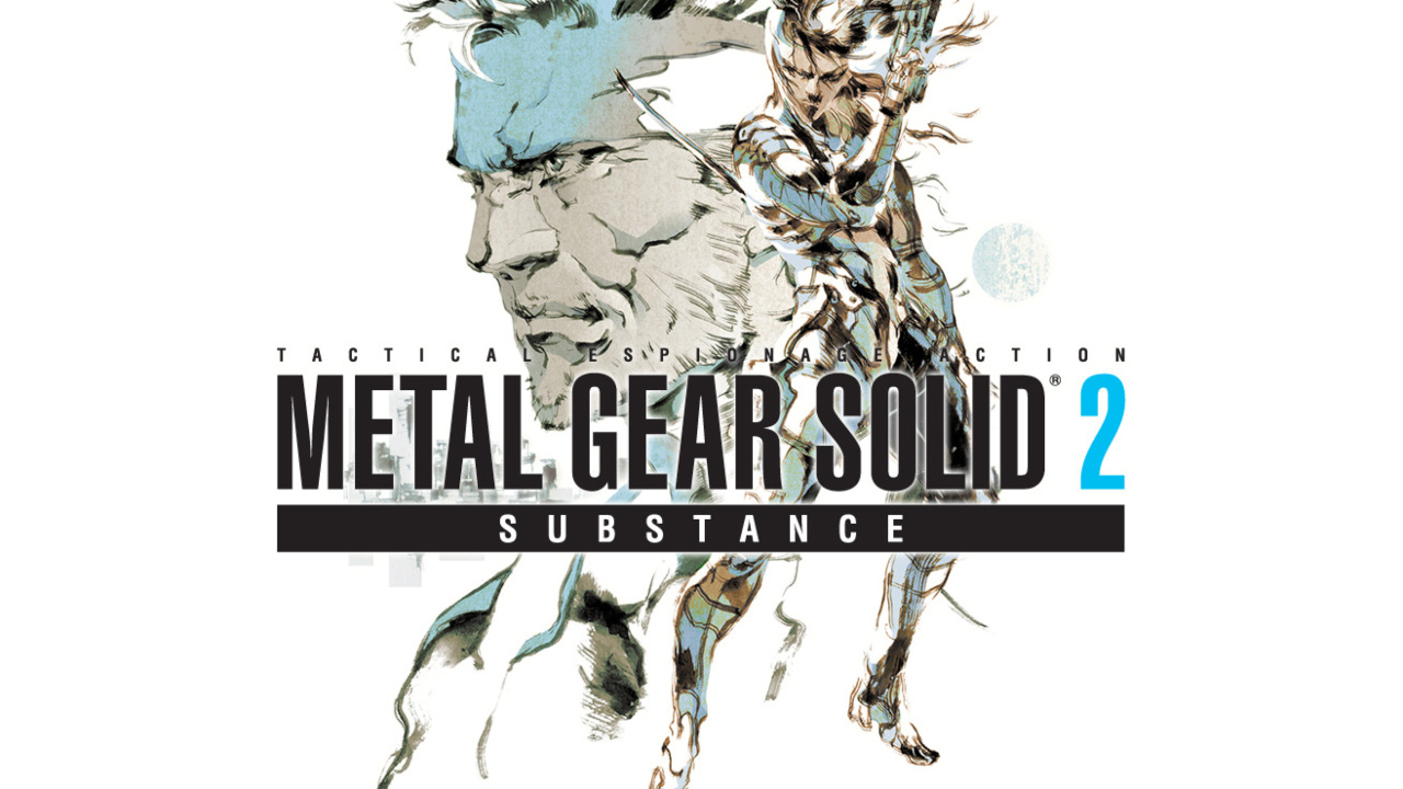 metal gear solid 2 substance pc gog