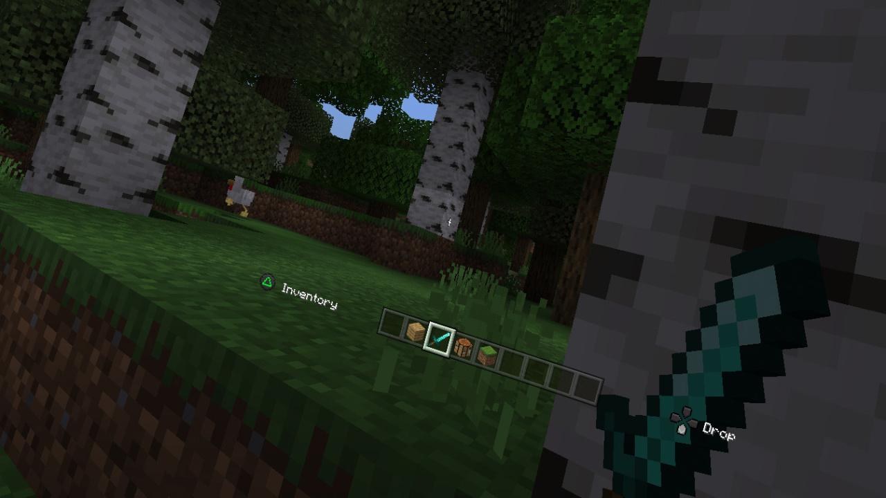 minecraft playstation vr ps4