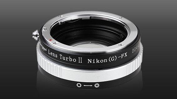 Mitakon Lens Turbo II