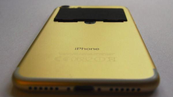 myFC iPhone 7 Prototipo