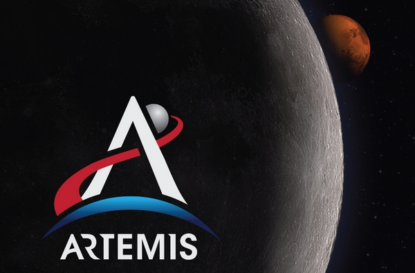 NASA Artemis new logo 2019