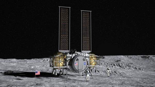 lander lunare artemis