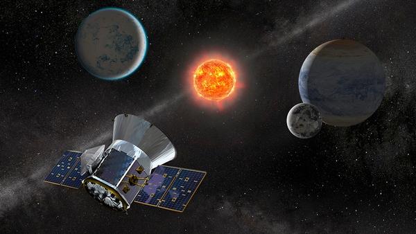 NASA TESS telescope
