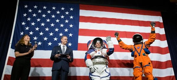NASA tute spaziali artemis