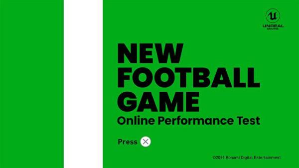new football game demo pes 2022