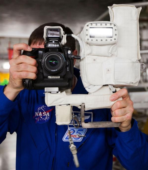 Nikon D2Xs NASA