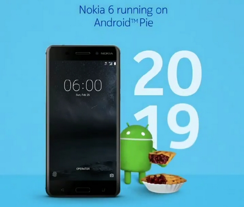 Nokia 6 2017 update