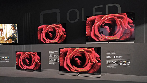 Panasonic TV IFA 2017