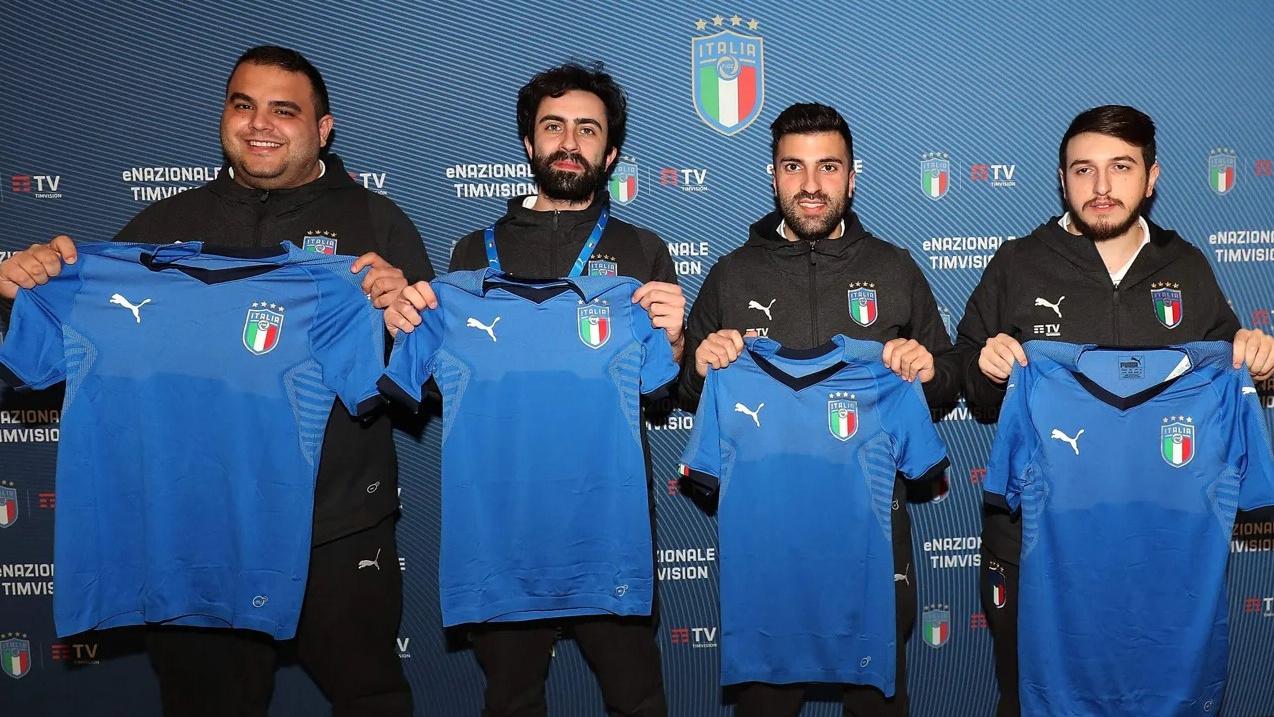 pro evolution soccer 2020 pes italia esport uefa