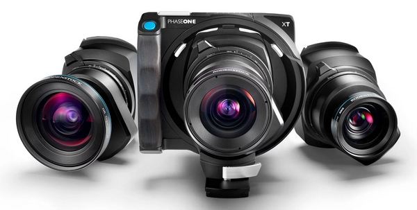 phase one camera