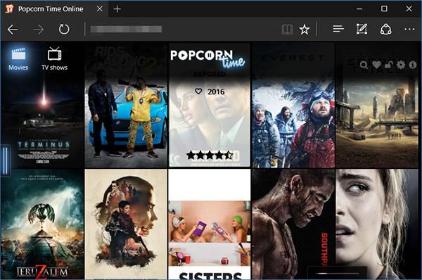 Popcorn Time sfida Netflix: film gratis per tutti. Ma è illegale