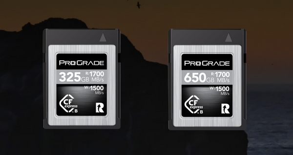 prograde digital cfexpress