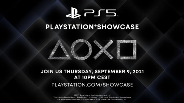 playstation showcase ps5 sony