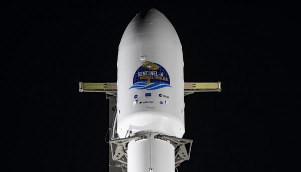 sentinel-6 lancio
