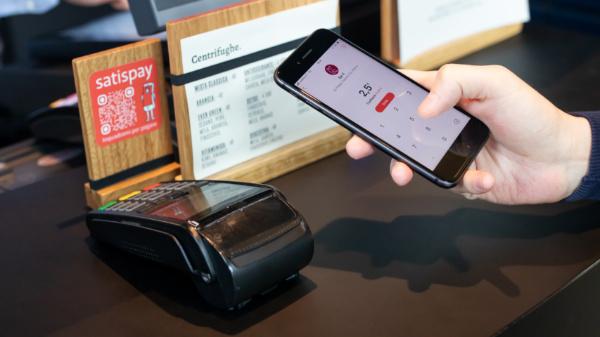 satispay mobile payment pagamenti elettronici