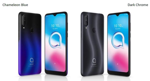 smartphone alcatel 2020
