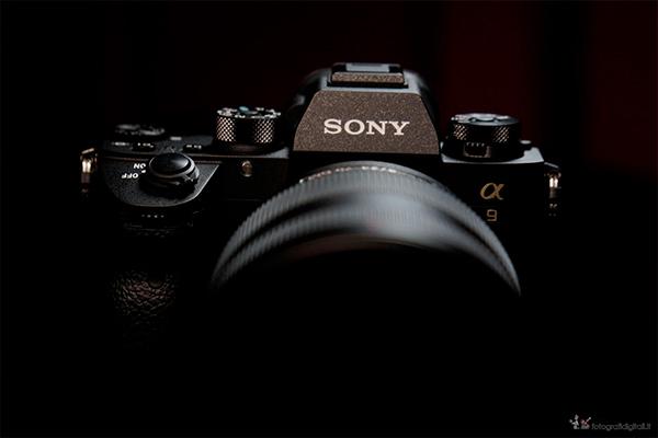 Sony A9 firmware 5.0
